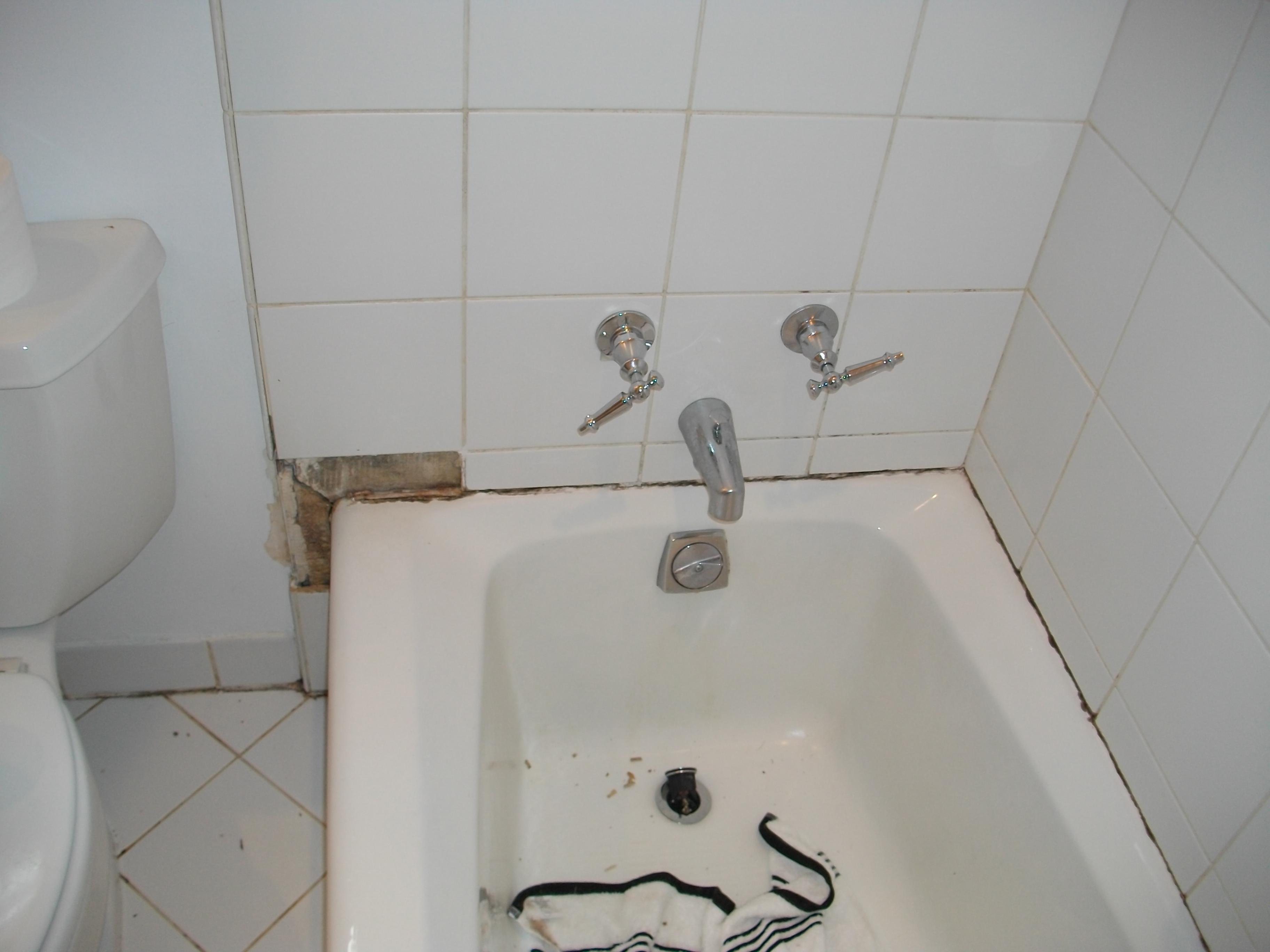 Tile shower restoration cleaning sealing caulking repair for Bathroom caulking service